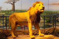 Custom Life Size Animatronic Animals Lion King On Site Installation Available