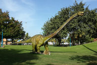 Amusement Park Remote Control Giant Animatronic Dinosaur For Green Park