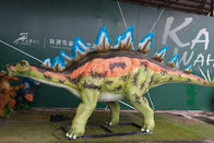 Life Size Dinosaur Models Custom Size For Playground / Amusement Park