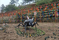 CE ISO Themepark Animatronic Insects Customized Steel Frame Structure​