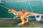 Customizable Size Kinds Of Animatronic Dinosaur Ride Dynamic With Sounds